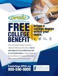 The OPEIU Free College Benefit is Here